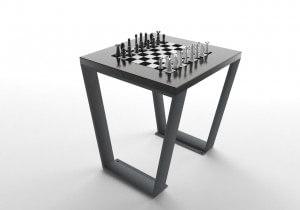 stół do gry w szachy