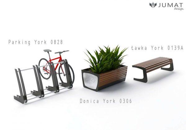 donice miejskie lawki parkowe york