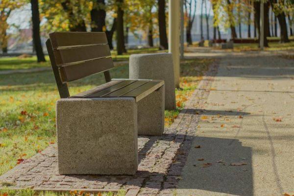 ławki jumat betonowe
