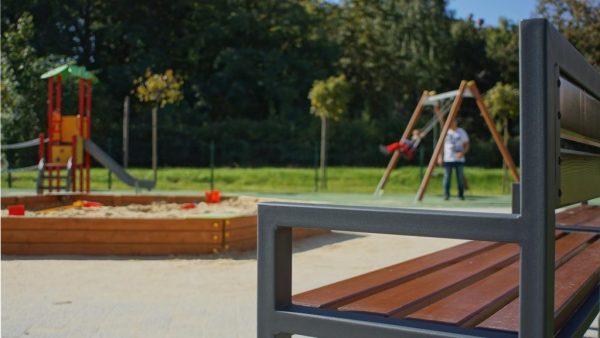 ławki parkowe Modern 0114