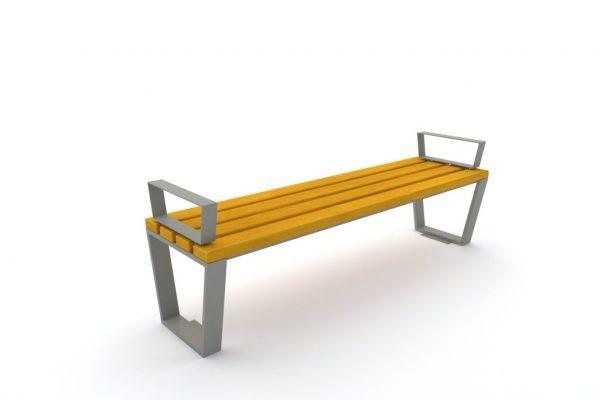 ławki parkowe Novara 0162