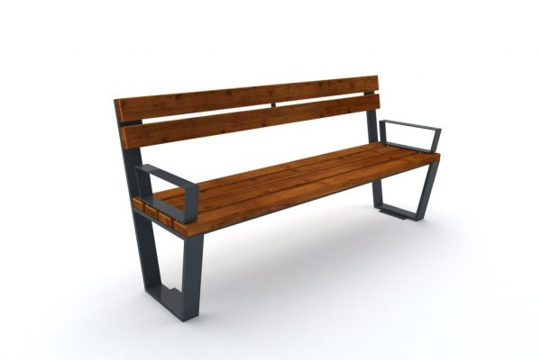 ławki parkowe Novara 0164