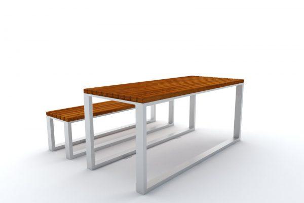 stół ławka caspe 4