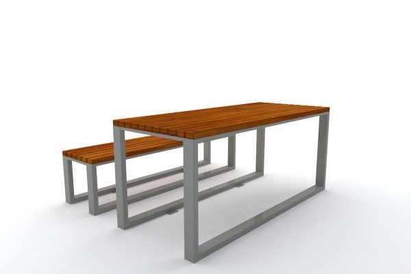stół ławka caspe 6