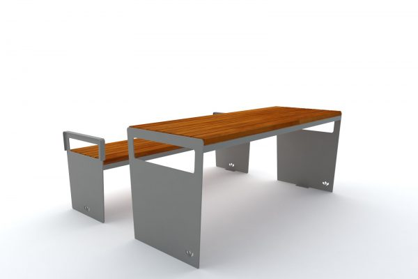 stół ławka loara 3