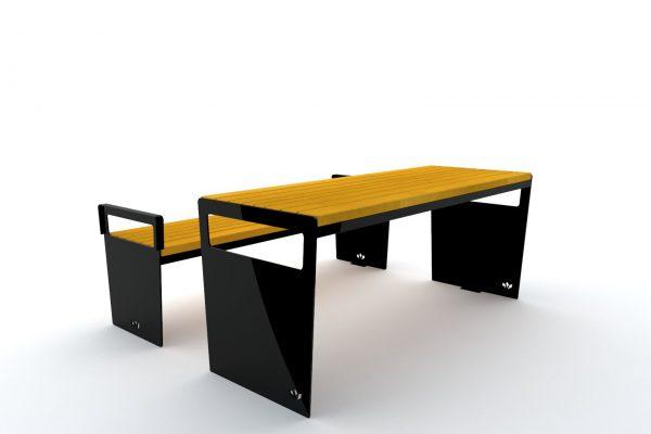 stół ławka loara 5