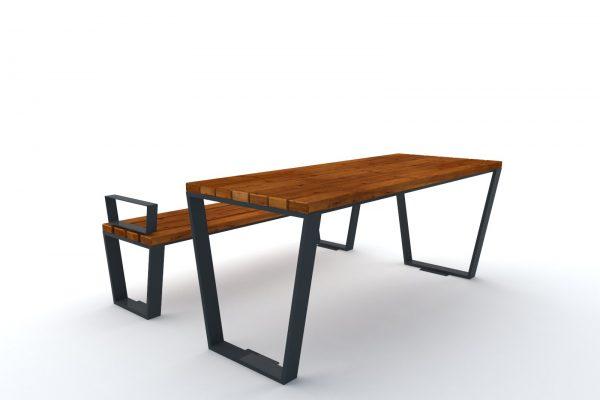 stół ławka novara 4