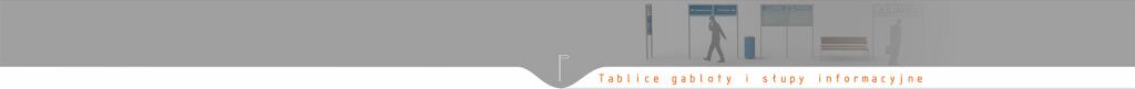Tablice informacyjne ze stali nierdzewnej Practic 0916SN