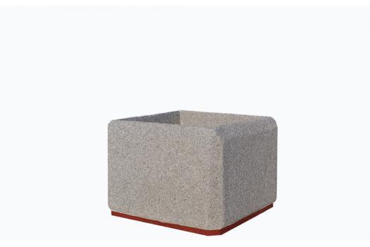 donice betonowe kwadratowe I