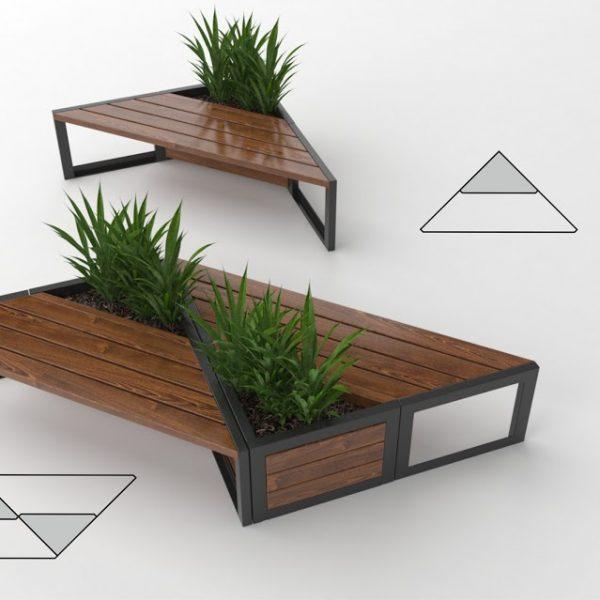 ławki-miejskie-Modern-JUMAT-mała-architektura-miejska