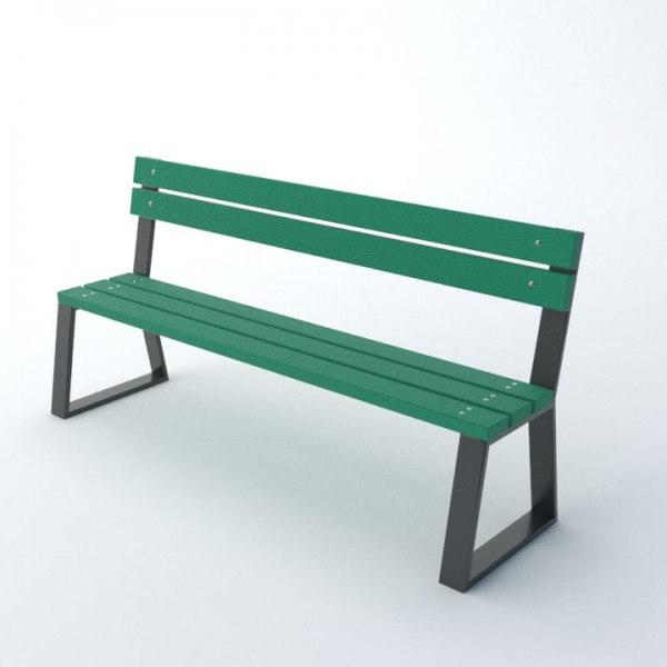 lawki-uliczne-z-siedziskiem-z-tworzywa-Novara-0159TS-zielona