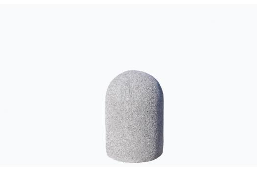 slupki betonowe okragle I