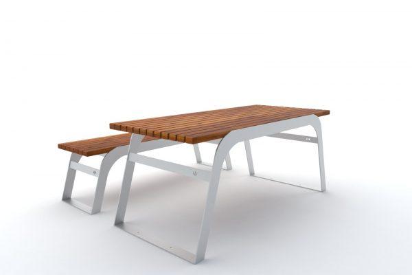 stół ławka trento 1