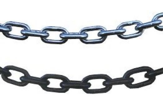 łańcuchy do słupków ogniowo średnie