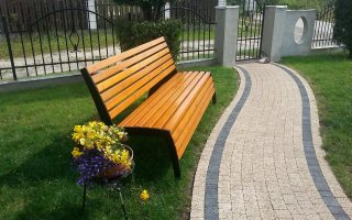 ławki parkowe York Rabsztyn