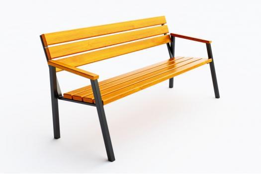 ławki parkowe Nicea 0140