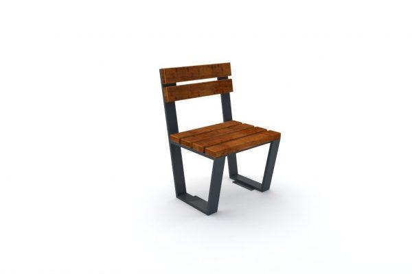 Krzesło parkowe Novara 1419