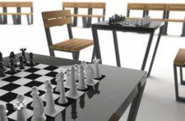 Stoły do gry w szachy