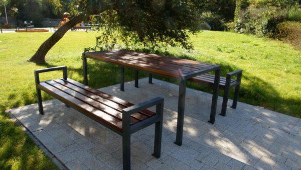 stoły miejskie Modern