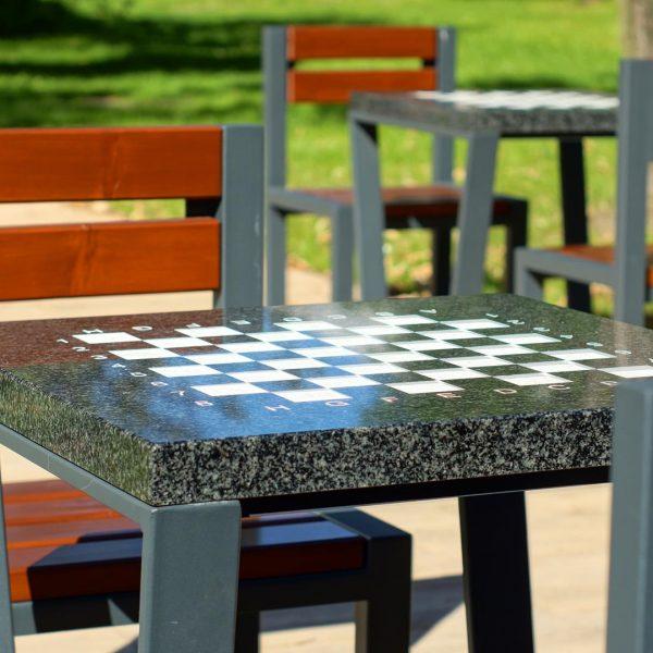 szachy szczegół