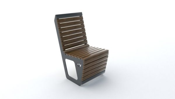 Krzesło parkowe Comodo 1421