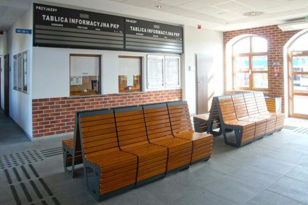 Krzesła parkowe Comodo 1421