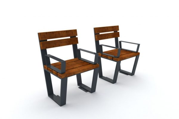 Krzesło miejskie Novara 1419 A
