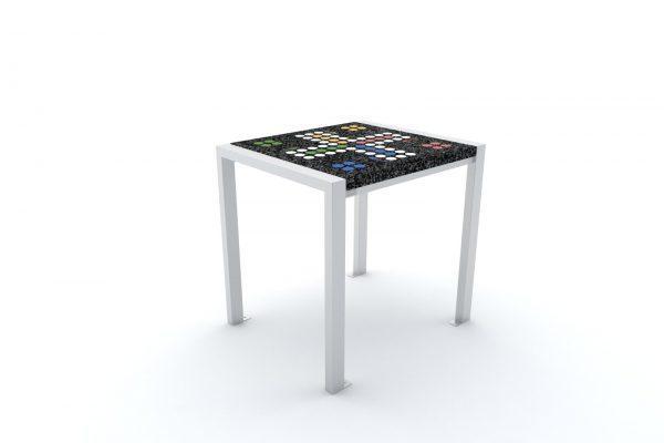 stół do gry w Chińczyka Modern 3