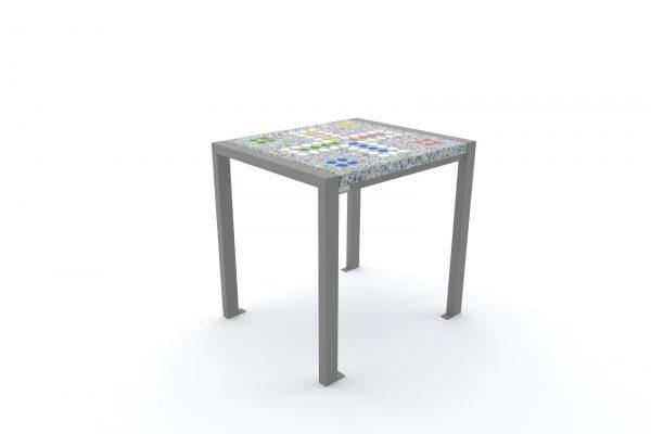stół do gry w Chińczyka Modern 5