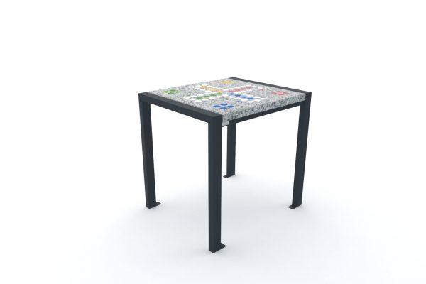 stół do gry w Chińczyka Modern 6