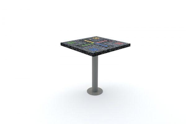 stół do gry w chińczyka Practic 3