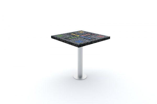 stół do gry w chińczyka Practic