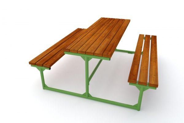 stół piknikowy practic 3
