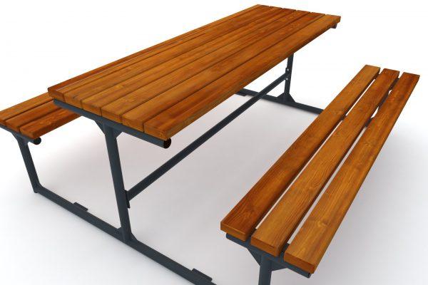 stół piknikowy practic 4